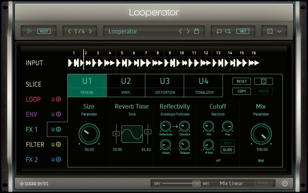 Looperator | Intelligent Loop Design