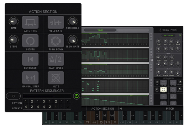 Thesys   Pitch Sequencer with vast MIDI out capabilites